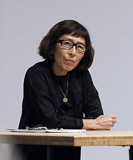 Kazuyo Sejima Japanese architect