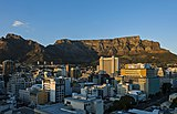 Cape Town City Bowl and Table Mountain at dawn.jpg