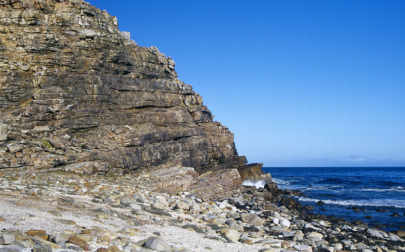 File:Cape of Good Hope Ordovician Sandstone.jpg