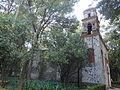 Capilla de San Lorenzo Mártir, toma lateral, Ciudad de México.JPG