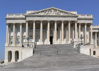 Apotheosis of Democracy - Image: Capitol House of Rep Washington