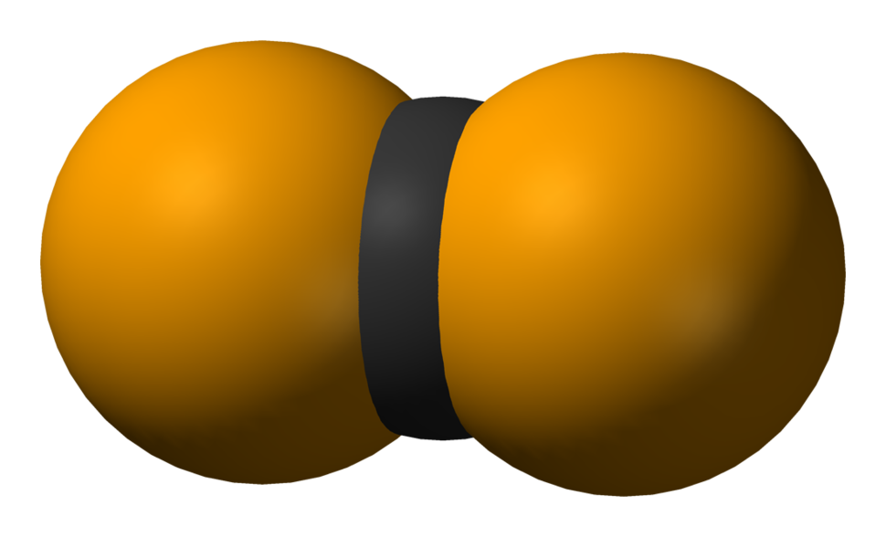 Carbon-diselenide-3D-vdW