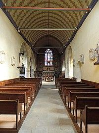 Cardroc (35) Église Intérieur 01.jpg