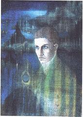 Portrait of Henri van Booven