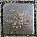 Carl Brandt - Sierichstraße 90 (Hamburg-Winterhude).Stolperstein.nnw.jpg