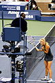 Caroline Wozniacki at the 2010 US Open 04.jpg