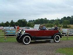 The Stanley Steam Car