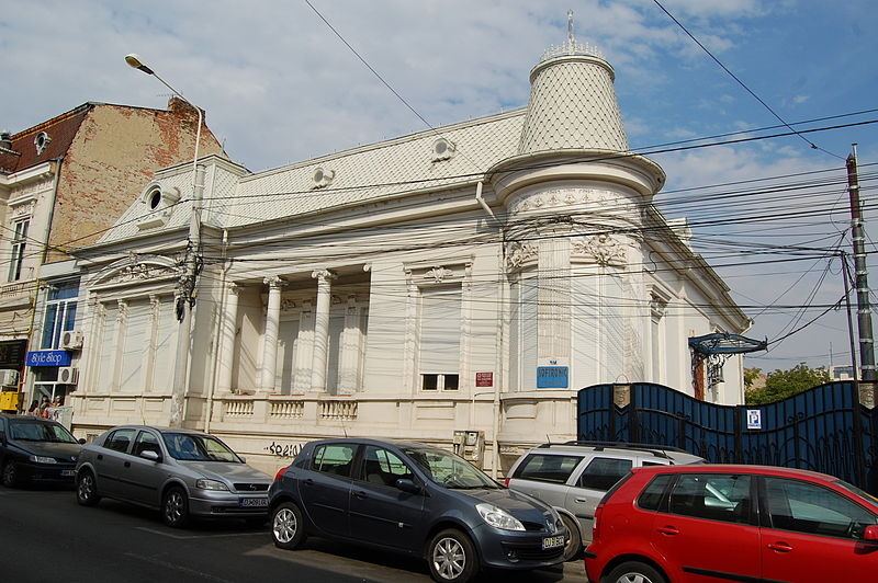 Fișier:Casa Diamantopol, Str. Unirii 37, Craiova.JPG