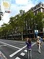 Cases Almirall - Via Catalana - abans de l'hora P1200360.jpg