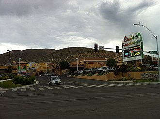 Casino Fandango - Image: Casino Fandango Carson City Nevada panoramio