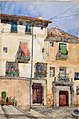 Cass Gilbert - Old House at Segovia, Spain - 1962.13.63 - Smithsonian American Art Museum.jpg