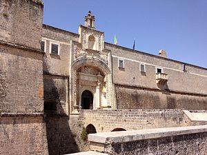 Copertino - Copertino's castle