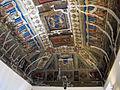 Castello estense di ferrara, int., saletta dei giochi, affreschi di bastianino e ludovico settevecchi (post 1570) 01.JPG