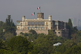 Image illustrative de l'article Château de Chapultepec