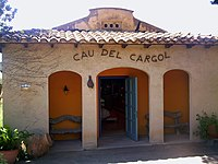 Catalonia VilassarDeDalt CaudelCargol Exterior.JPG