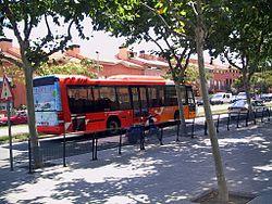 autobús interurbano de cataluña - wikipedia, la enciclopedia libre