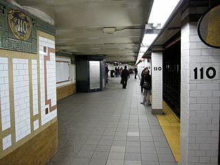 110th St-Cathedral Parkway Subway Station