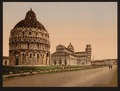 Cathedral Square, Pisa, Italy-LCCN2001700920.tif