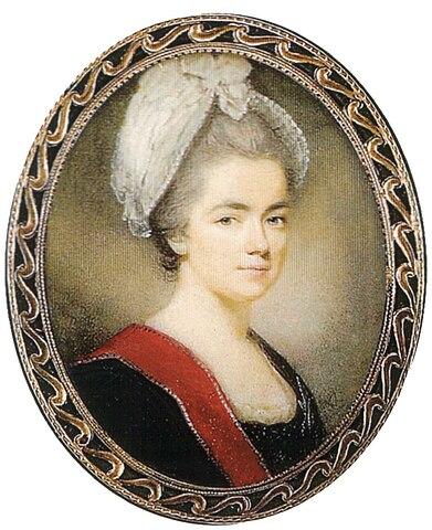 Е.Р.Дашкова, 1770-е
