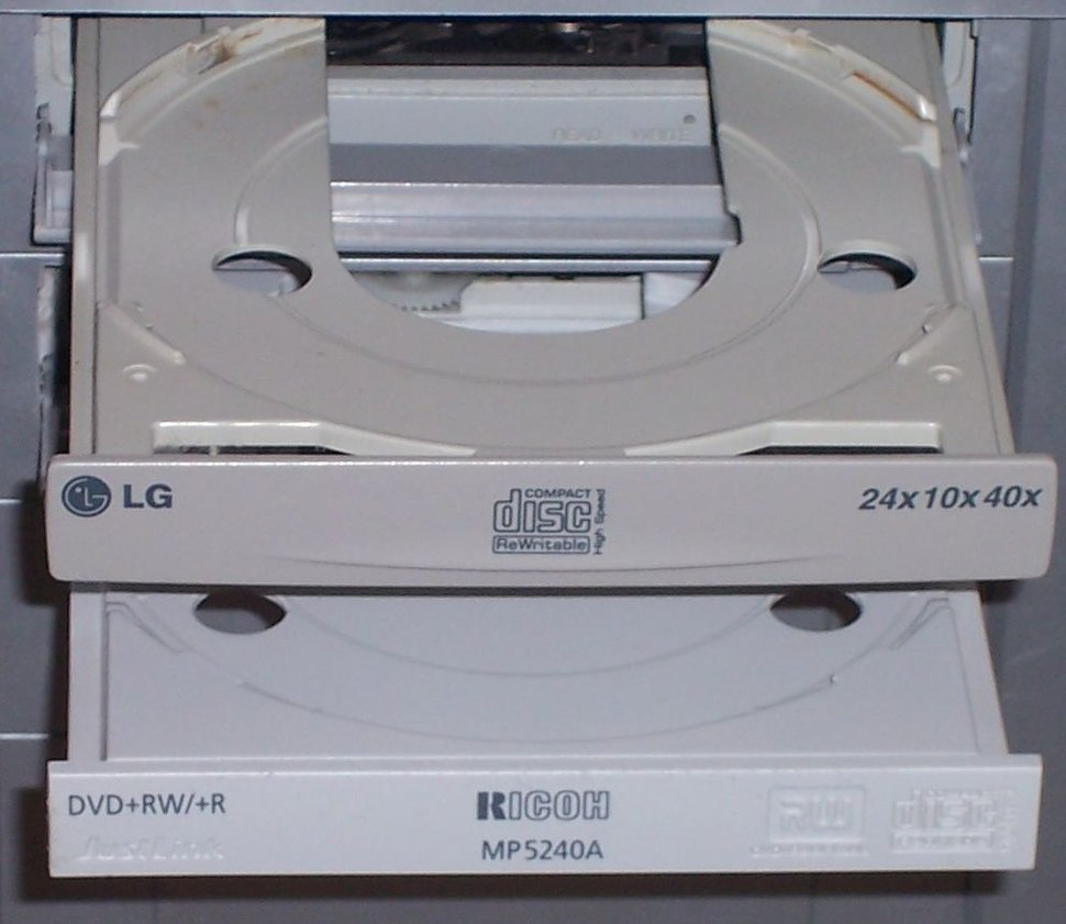 Cdr-dvdrw-drives