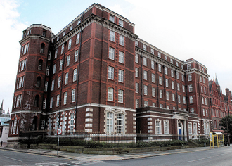 University of Liverpool School of Medicine - Cedar House (above) is the main Medical School building.