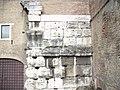 Celio - tempio del divo Claudio - resti ai santi Giovanni e Paolo 1774.JPG