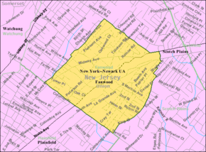Census Bureau map of Fanwood, New Jersey.png