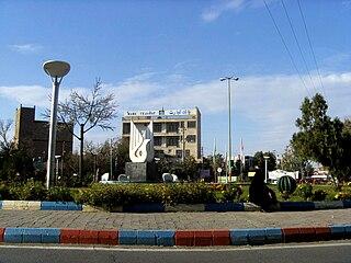City in East Azerbaijan, Iran