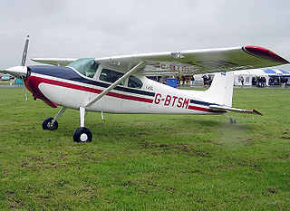 Cessna 180 family of general aviation aircraft