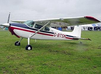 Cessna 180 | Military Wiki | FANDOM powered by Wikia