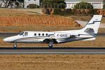 Cessna 500 Citation, Berry Flight JP6942692.jpg
