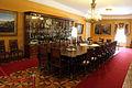 Cetinje, palazzo di re nicola, 08 sala da pranzo.JPG