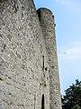 Château d'Andlau. Muraille est et tour nord.jpg