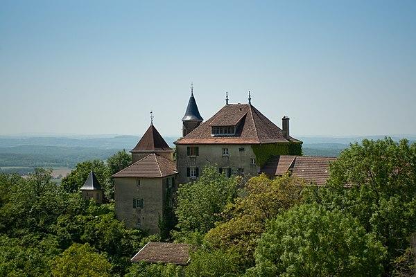 Photo de la ville Montagnieu