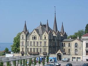 Aile Castle - Aile Castle