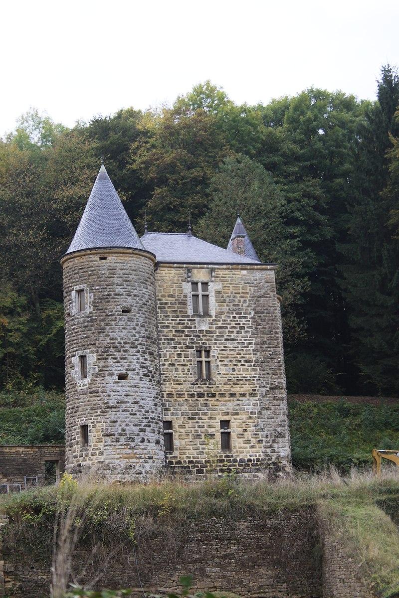 Chéhéry (08 Ardennes) - Château du Rocan XVIème siècle - Photo Francis Neuvens.JPG