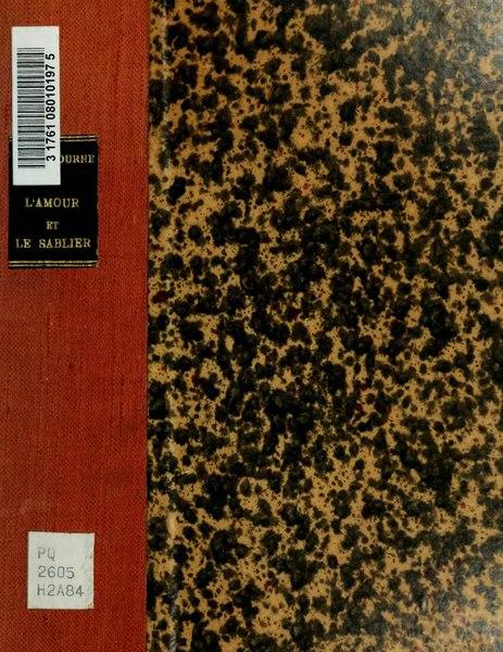 File:Chadourne - L'Amour et le Sablier, 1921.djvu
