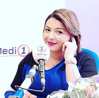 Chaimae Abdelaziz Moroccan singer