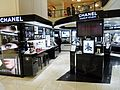 Chanel Makeup MYER Sydney City 2013.jpg