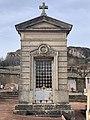 Chapelle Funéraire Famille Berthelot Aine Cimetière - Solutré-Pouilly (FR71) - 2021-03-02 - 1.jpg