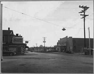 Waldorf, Maryland - Waldorf, 1941