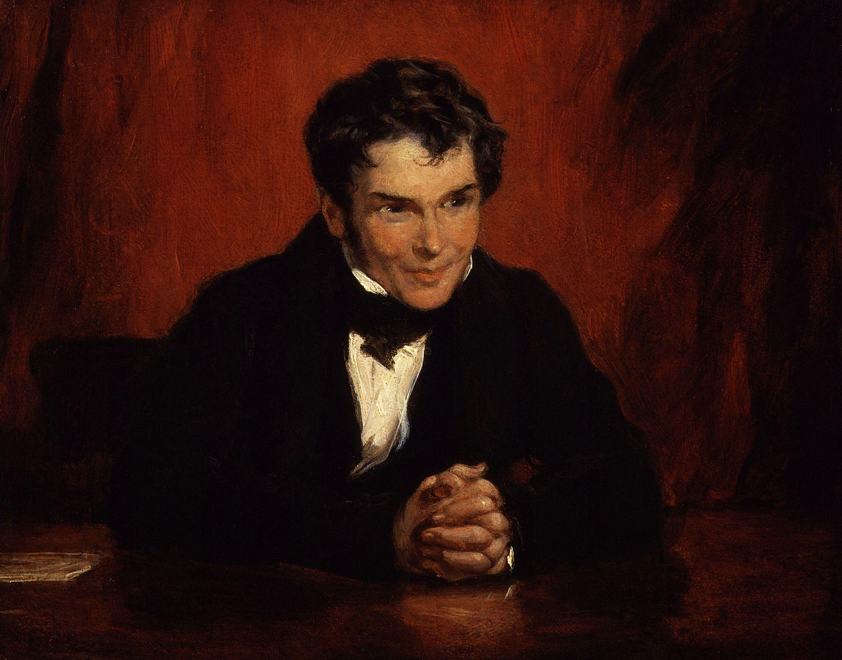 File Charles Robert Leslie By John Partridge Jpg Wikimedia Commons