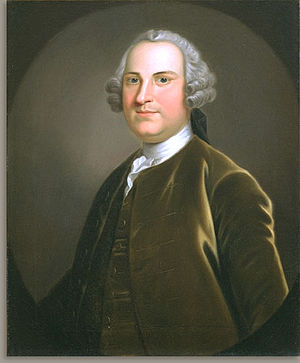Charles Willing - Portrait of Charles Willing by John Wollaston