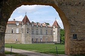 Image illustrative de l'article Château de Cazeneuve