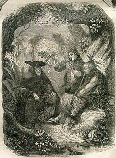 <i>René</i> (novella) short novella by François-René de Chateaubriand