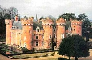 Villebon - Chateau
