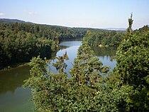 Cheb Skalka reservoir 2009-08-06.jpg