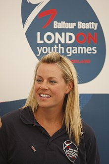 Chemmy Alcott at London Youth Games 2009.jpg