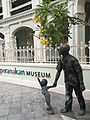 Chern Lian Shan, A Visit to the Museum – Taking the Past Forward (installed 2000), Peranakan Museum, Singapore - 20151116-03.jpg