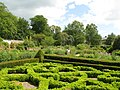 Chesters Walled Garden - the Knot Garden - geograph.org.uk - 1461227.jpg